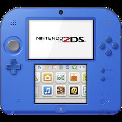 Nintendo 2DS Image