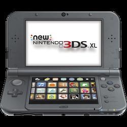 Nintendo 3DS XL (2015) Image